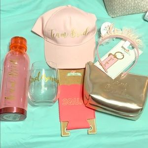 Accessories - Bridesmaid gift set bride gift set